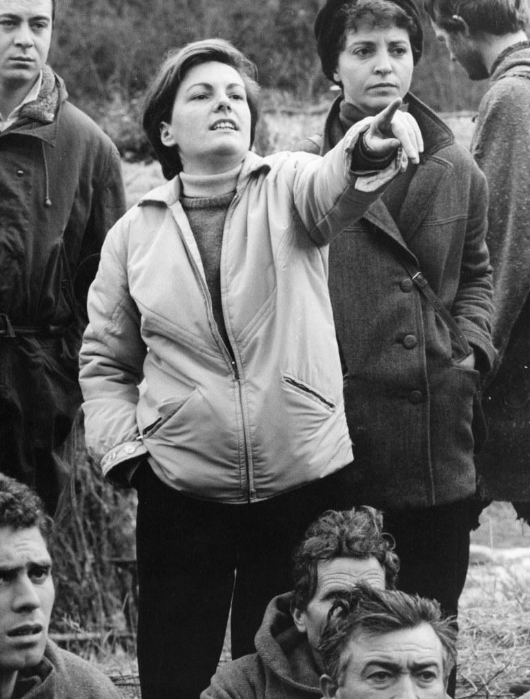 <p>Charlotte Rampling in <em>Giordano Bruno</em> di Giuliano Montaldo, 1973</p>