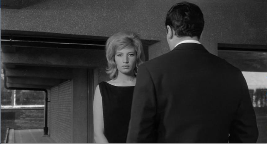 <p>Vittoria congeda definitivamente Riccardo, <em>L'eclisse</em> (1962)</p>