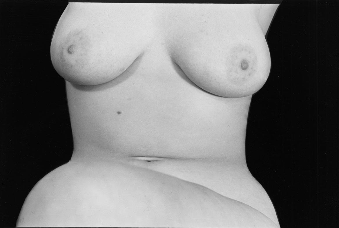 <p>Carla Cerati, Nudo di donna, 1973</p>