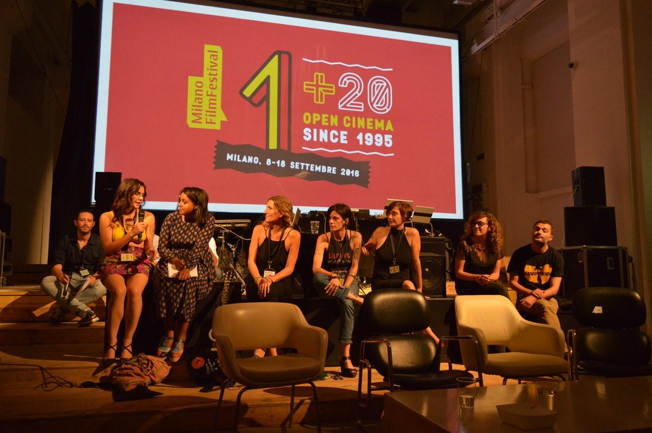 <p>Le Ragazze del Porno al Milano Film Festival</p>