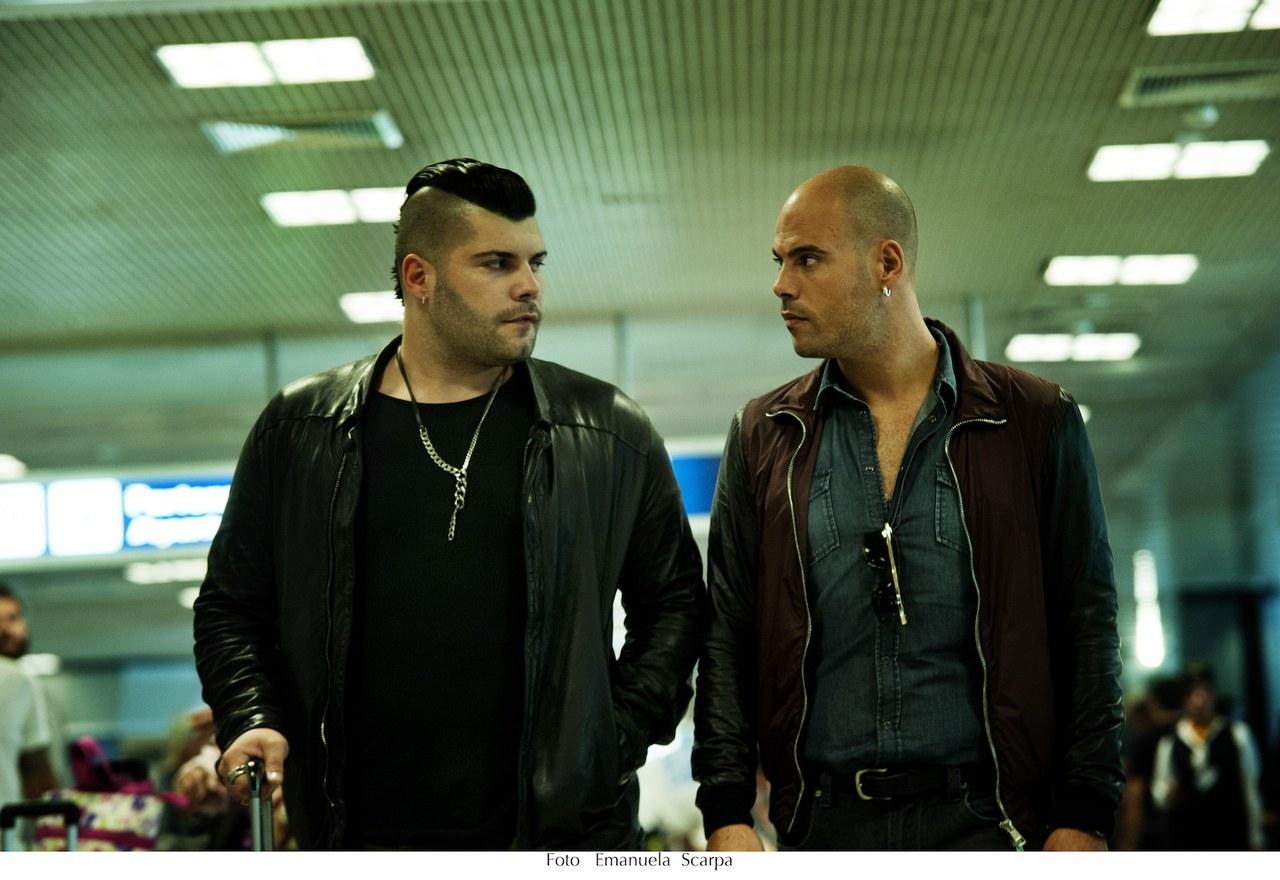 <p>Ciro e Genny: fratelli rivali</p>
