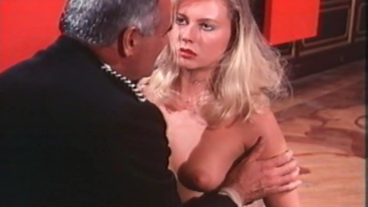 <p>Daniela Poggi in <em>L'ultima orgia del III Reich</em> di Cesare Canevari, 1977</p>