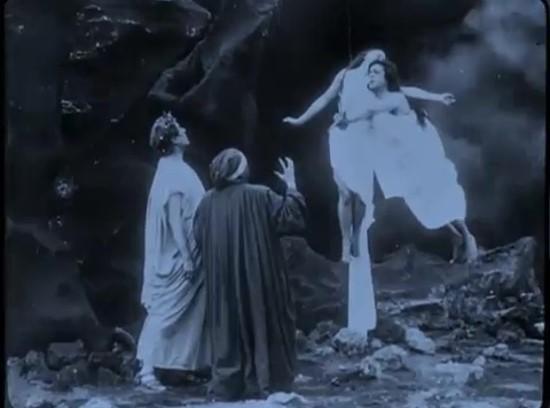 fig. 5Inferno: Dante parla con Francesca