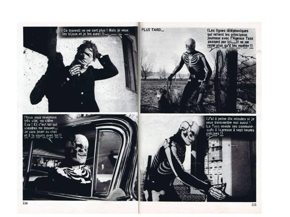 Fragment de Satanik, Pour une poignée de sales émeraudes (1967)