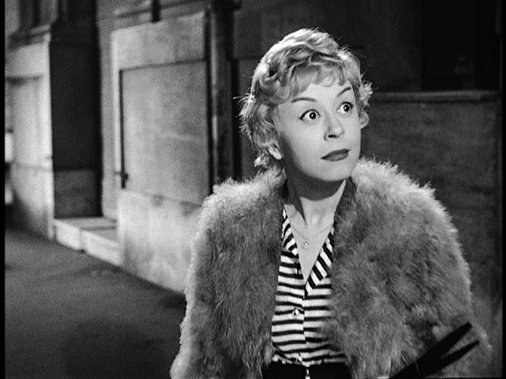 Fig. 4 Giulietta Masina in Le notti di Cabiria (1957) di Federico Fellini