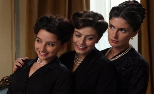 Micol Fontana adulta in Atelier Fontana - Le sorelle della moda
