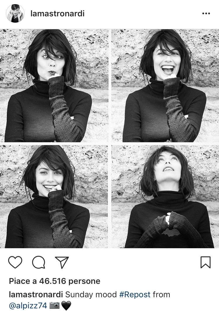 Il profilo Instagram