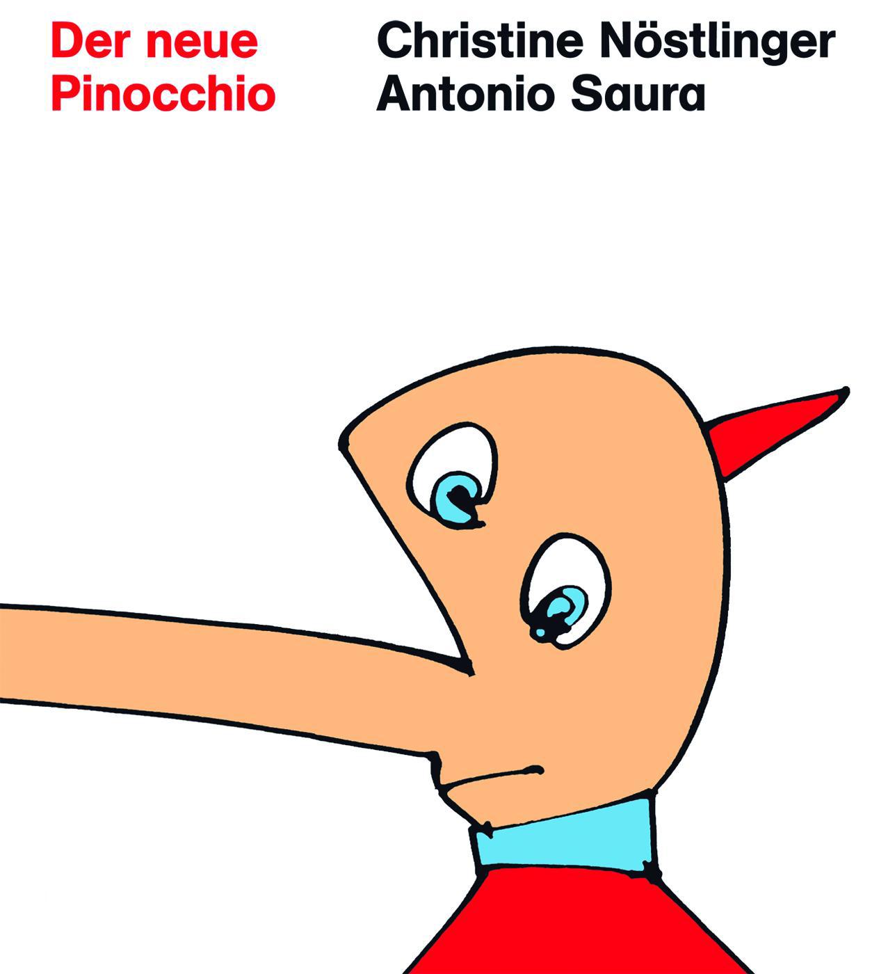 Fig. 1. Antonio Saura (copertina), Der neue PinocchioDer neue Der neue Pinocchio neue Pinocchi