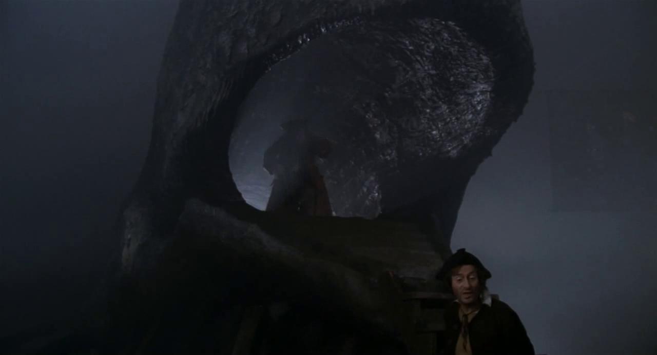 Fig. 5. Federico Fellini, Casanova, scena balena