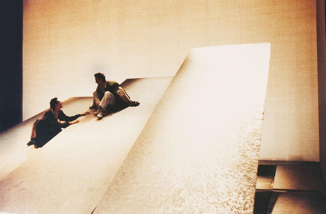 fig. 5 Federico Tiezzi,Il Purgatorio. La notte lava la mente, 1990. © Archivio Marcello Norberth