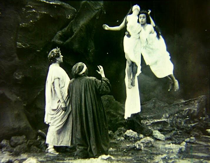 Francesco Bertolini e Adolfo Padovan, Inferno, 1911