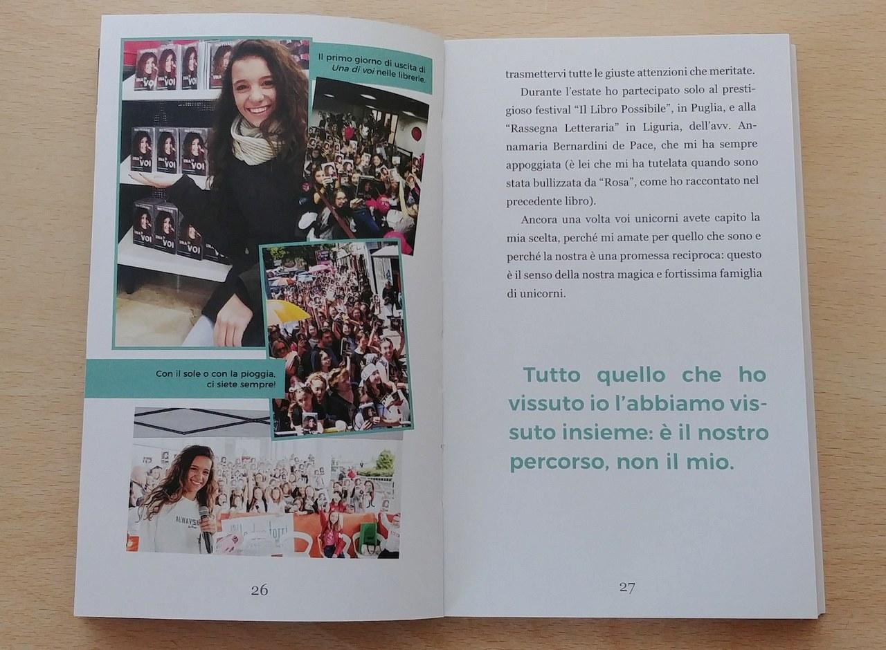 Fig. 3 Libro di Iris Ferrari Una di voi (2018)