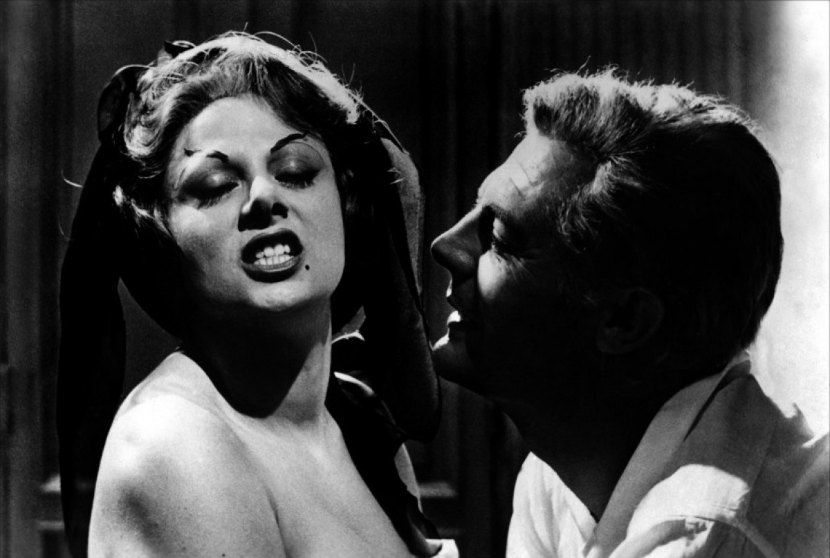 Fig. 5 Sandra Milo interpreta Carla in 8 ½ (1963) di Federico Fellini