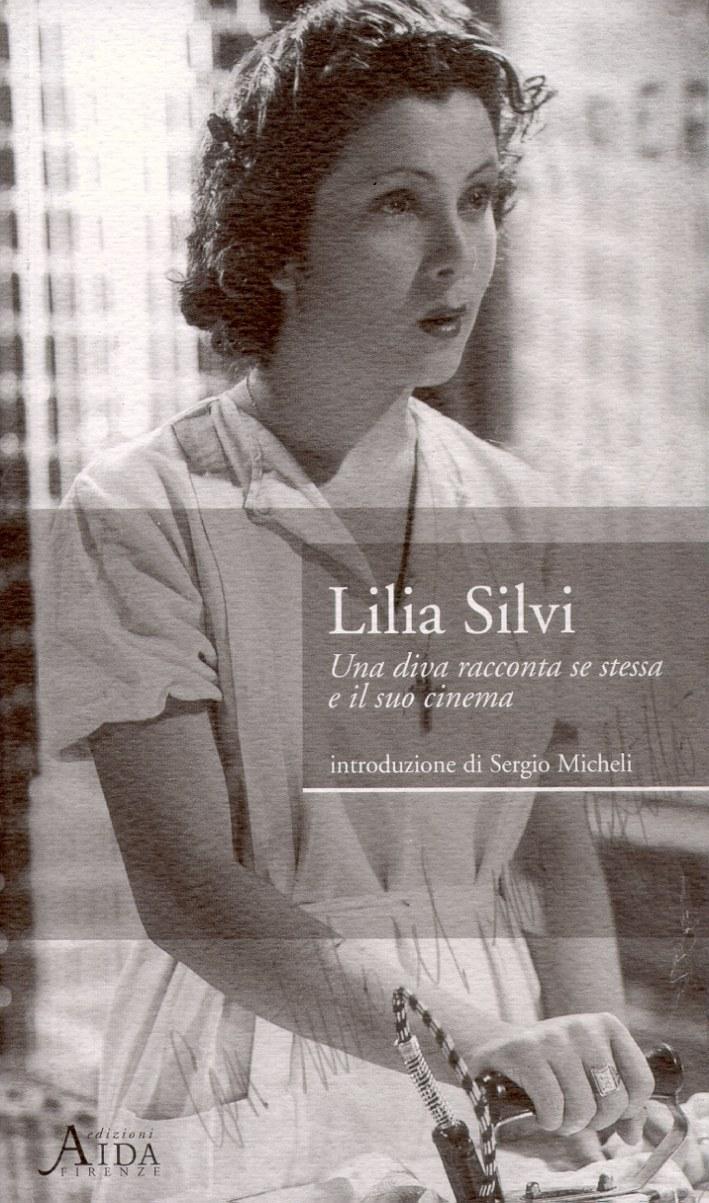 Fig. 3 Copertina dell'autobiografia di Lilia Silvi, Lilia Silvi. Una diva racconta se stessa e il suo cinema (2005)