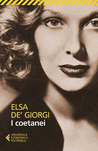 Fig. 5 Copertina del romanzo I coetanei di Elsa De' Giorgi nella nuova edizione Feltrinelli (2019)