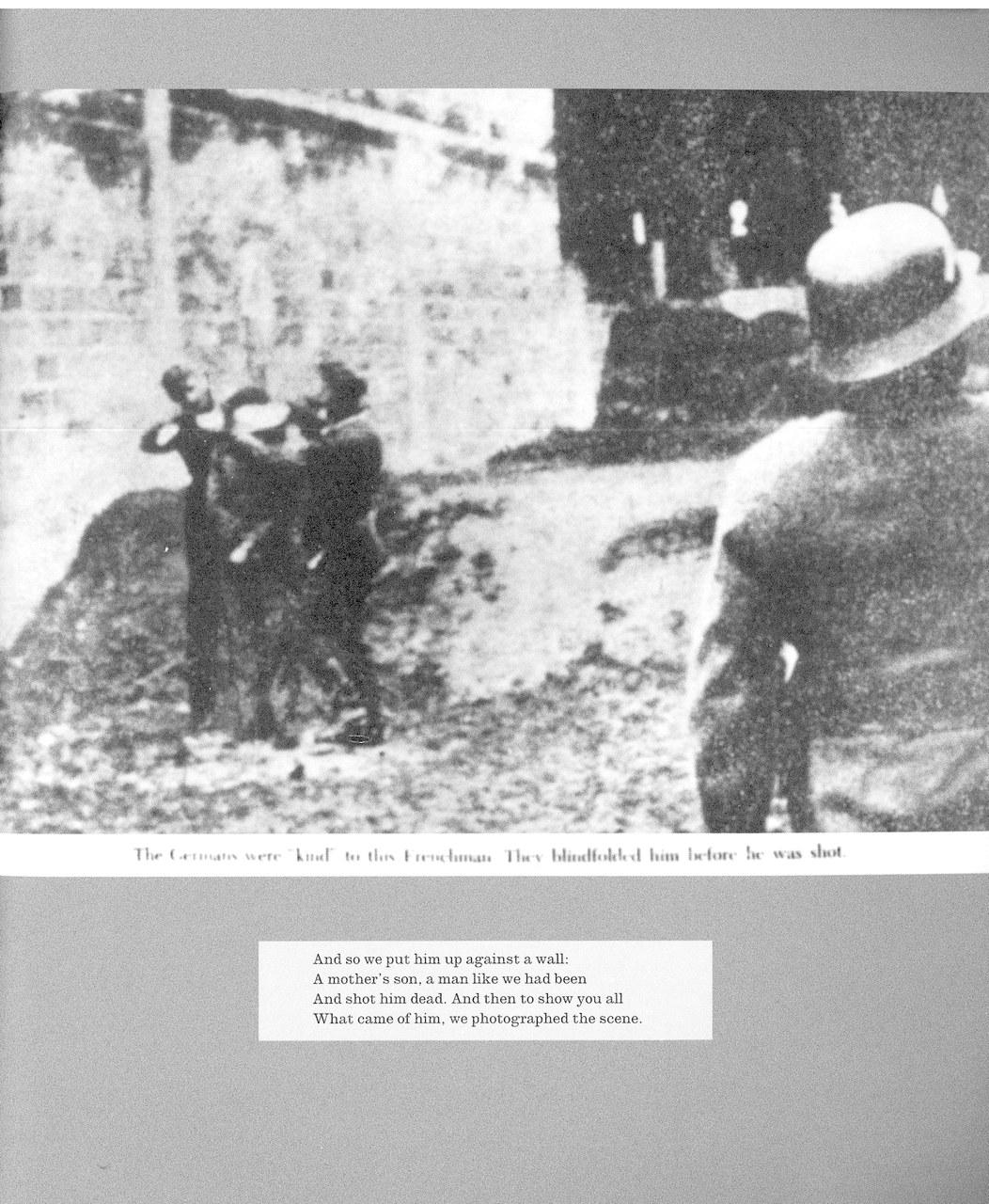 B. Brecht, War Primer, 1998, n. 12