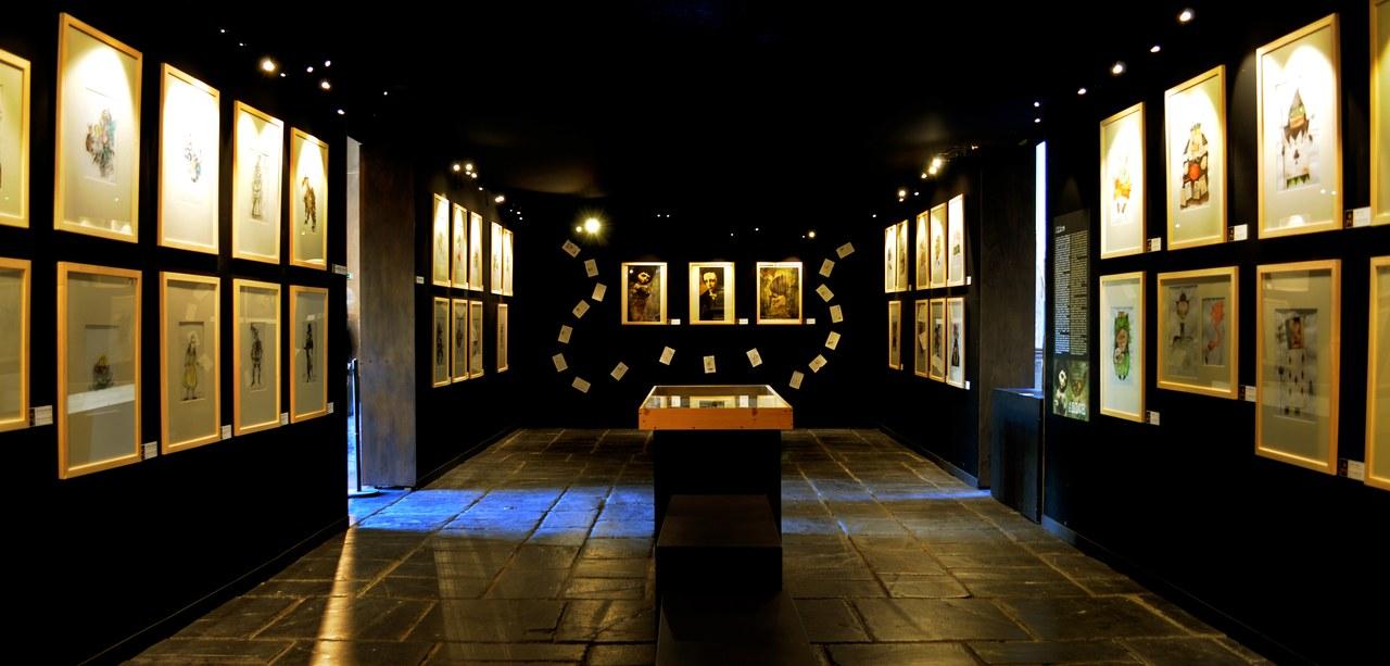 Museo Luzzati © Salvo Grasso