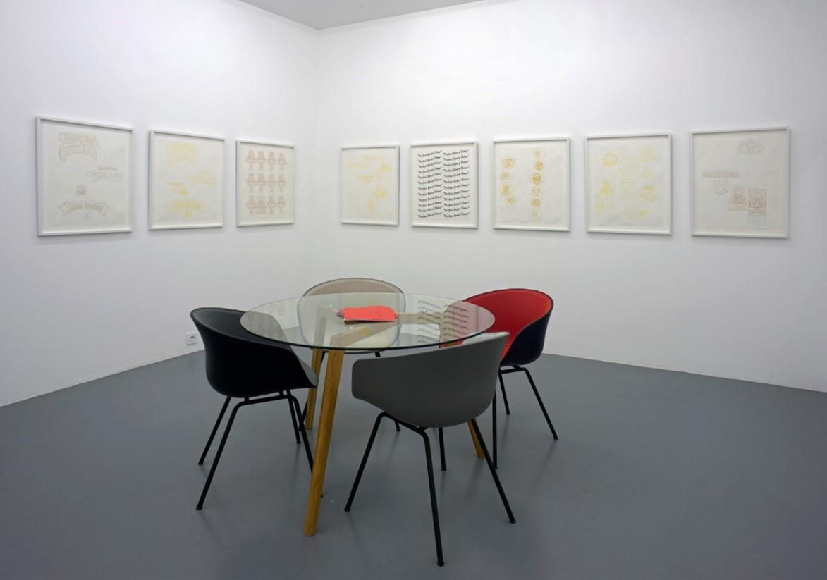 Valérie Mréjen, R comme Roots, exposition à la galerie Anne-Sarah Bénichou