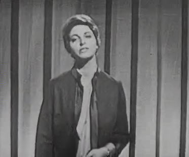 Charlotte Rampling in Addio fratello crudele di Giuseppe Patroni Griffi, 1971