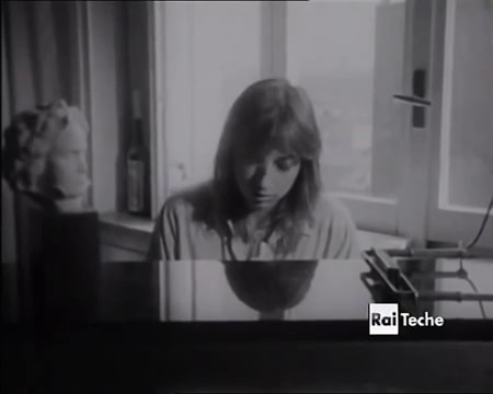 Gianna Nannini all'esordio televisivo