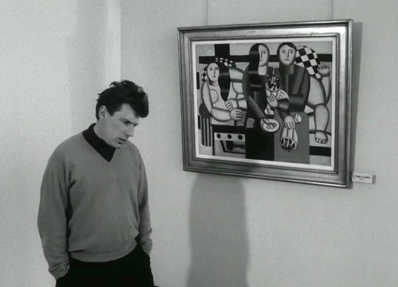 John Berger e il quadro Les Femmes au bouquet di Fernand Léger, in Why Leger?, BBC, 1965