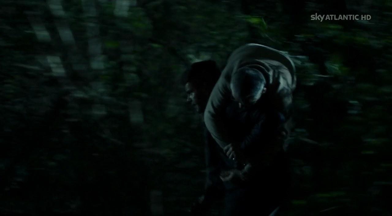 Una scena diGomorra - La serie, Episodio2x2, Lacrime e sangue