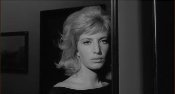 Lo sguardo di Vittoria, L'eclisse(1962)