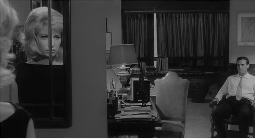 Il congedo, L'eclisse (1962)