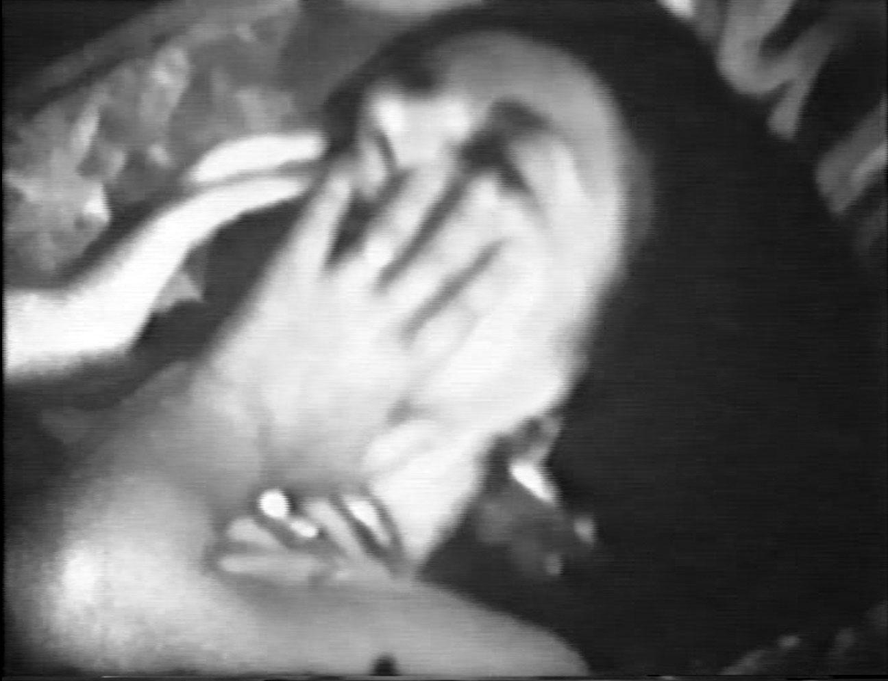 Giosetta Fioroni, fotogramma dal film Solitudine femminile, 1967