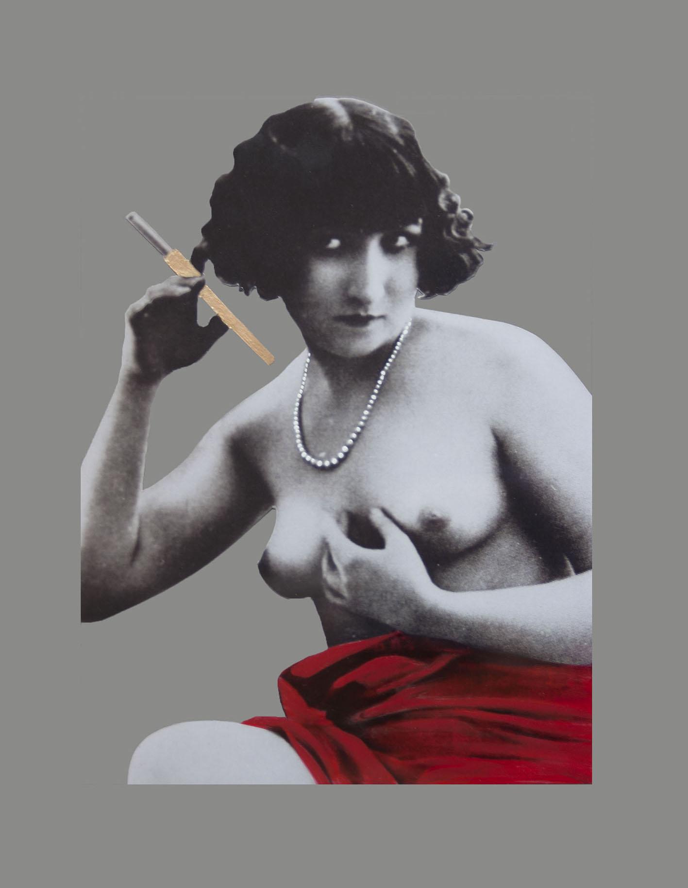 Libera Mazzoleni, Studio per 'Lei', 1976