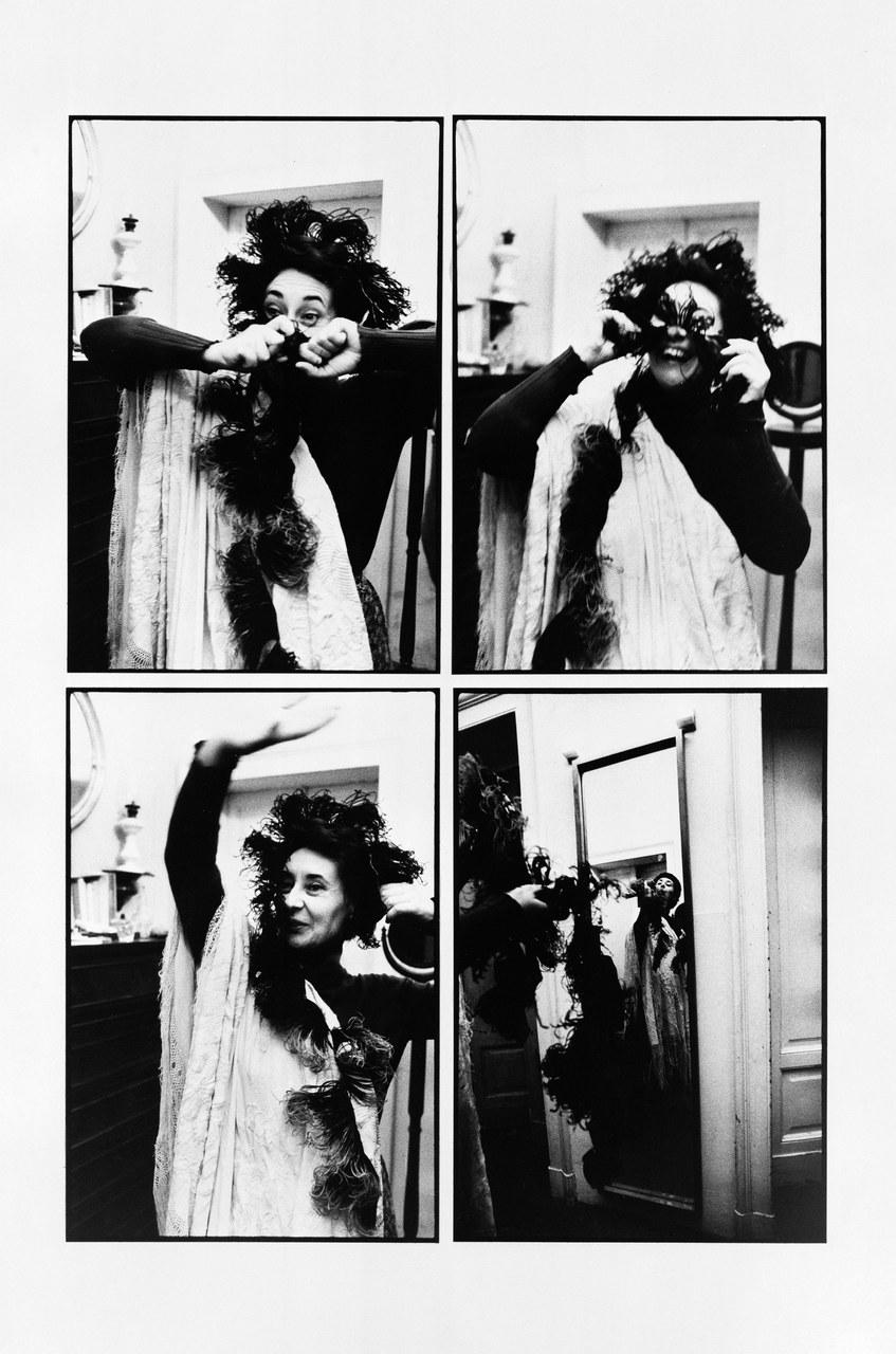 Paola Mattioli, Faccia a faccia: Valentina, 1977
