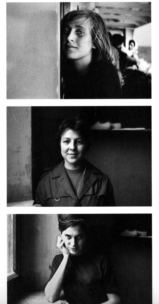 Compagne di scuola, Bagheria, anni Sessanta © Ferdinando Scianna