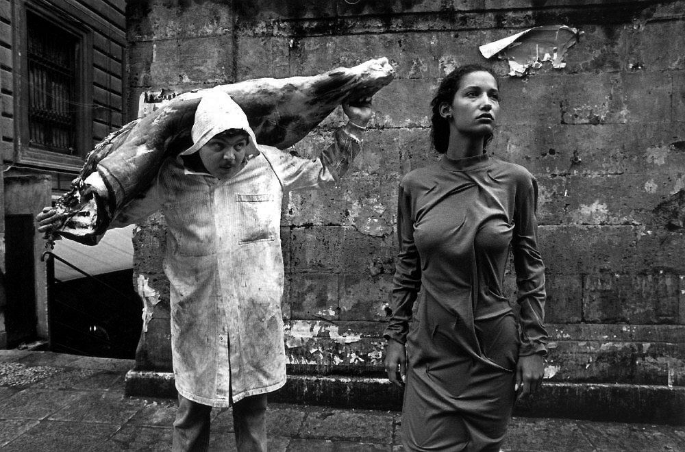 Marpessa, Palermo, 1987 © Ferdinando Scianna