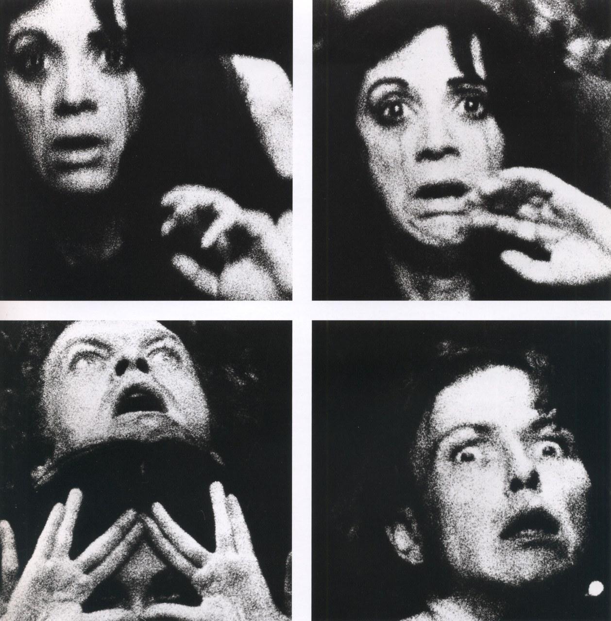 Carla Cerati, Elaborazioni sull'Antigone, 1983