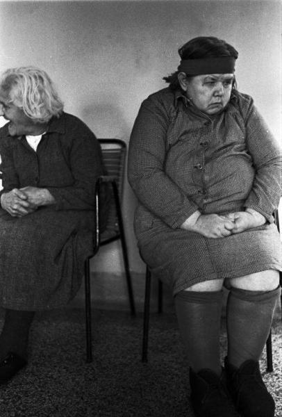 Carla Cerati, Ospedale psichiatrico di Gorizia, 1968
