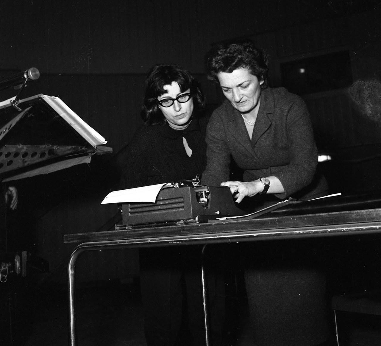 Anna Magnani e Suso Cecchi D'Amico, Fondo Gastone-Bosio, Archivio Museo dell'Attore, Genova