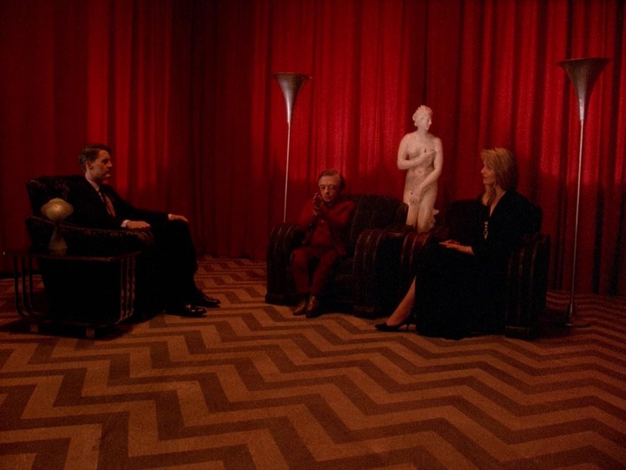 Twin Peaks, La stanza rossa