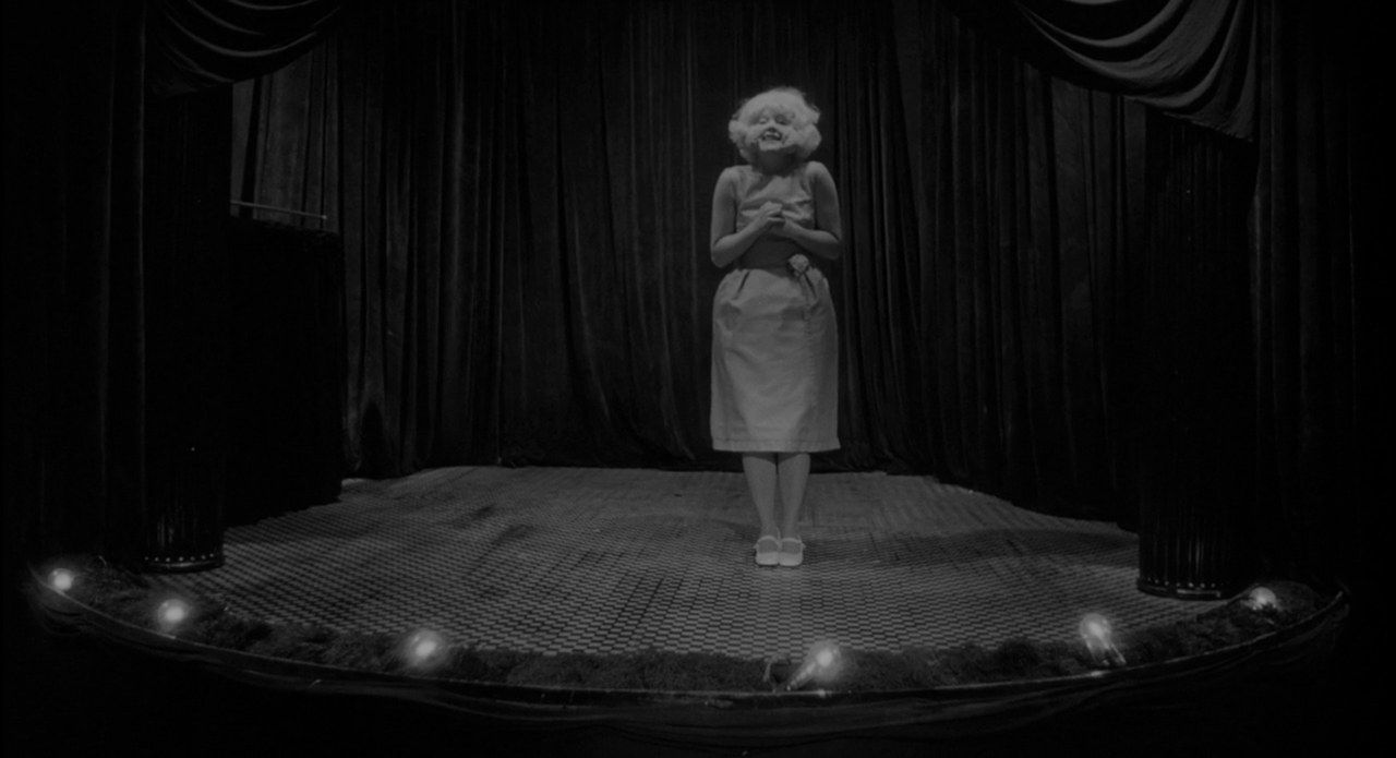Eraserhead, Lady in the radiator