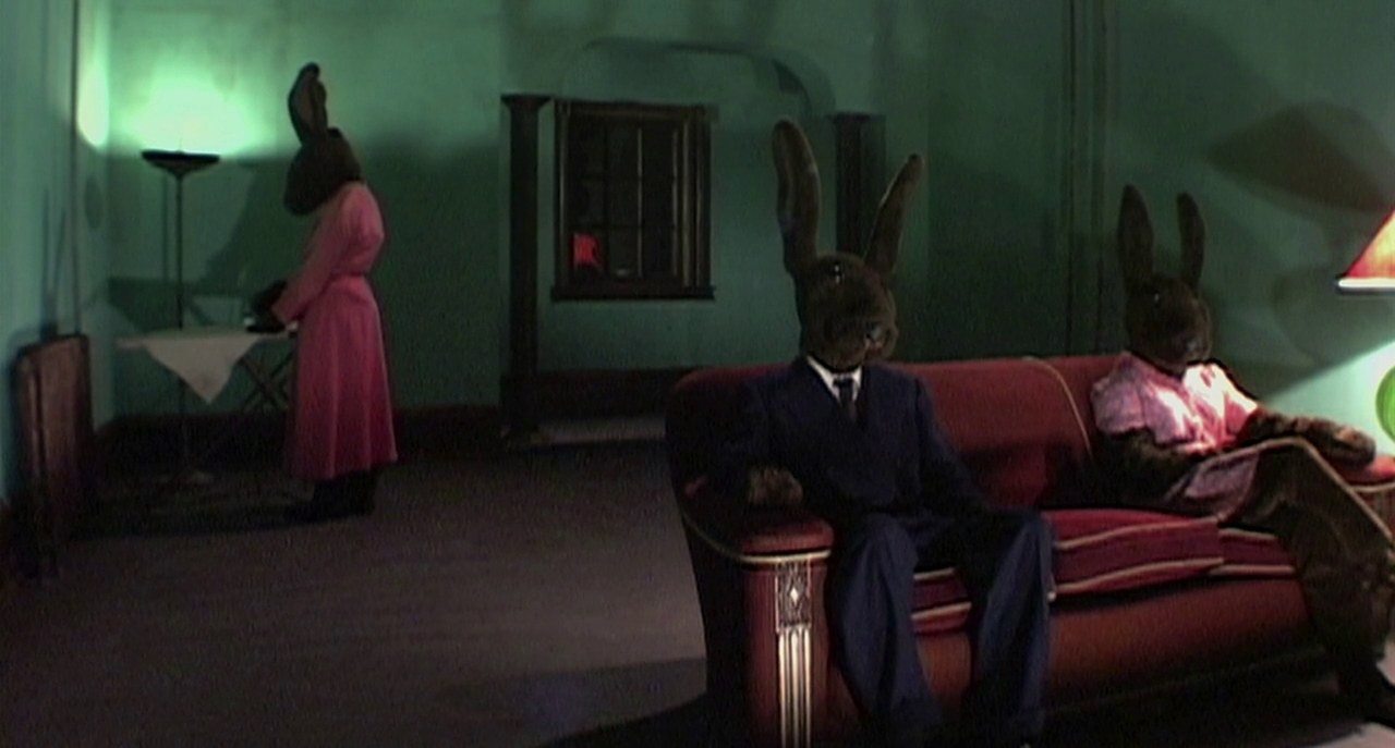 Inland Empire, Rabbits
