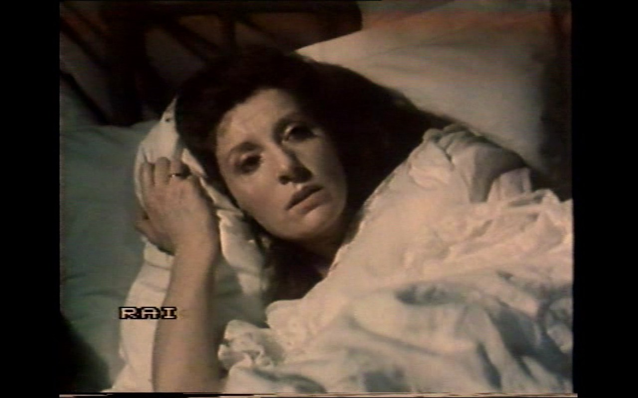 Daniela Morelli nel film Sonata a Kreutzer di Gabriella Rosaleva, 1985