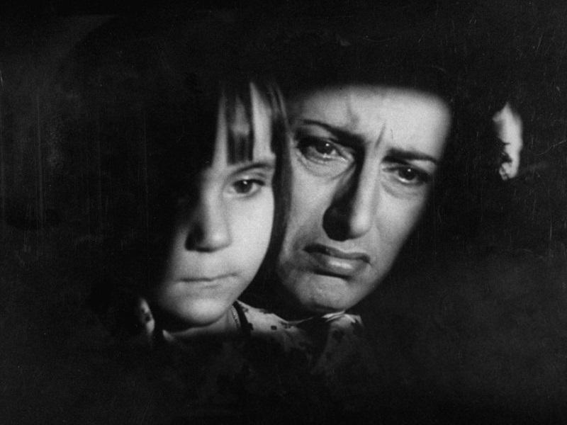 Dal corpo al volto: il primo piano di Maddalena Cecconi in Bellissima di L. Visconti, 1952