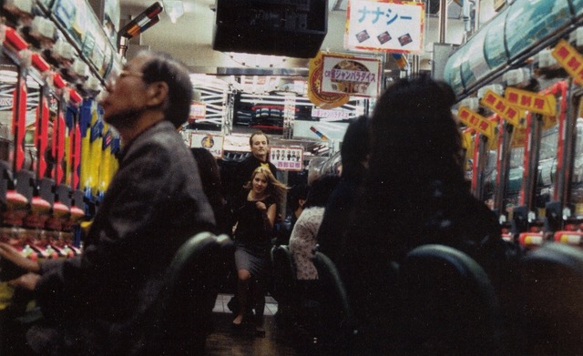 "Fotogramma tratto da una sequenza di ""Lost in Translation"" di Sofia Coppola"