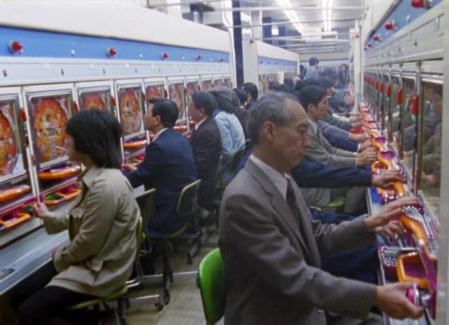 """Fotogramma tratto da una sequenza di """"Tokyo-Ga"""" di Wim Wenders"""