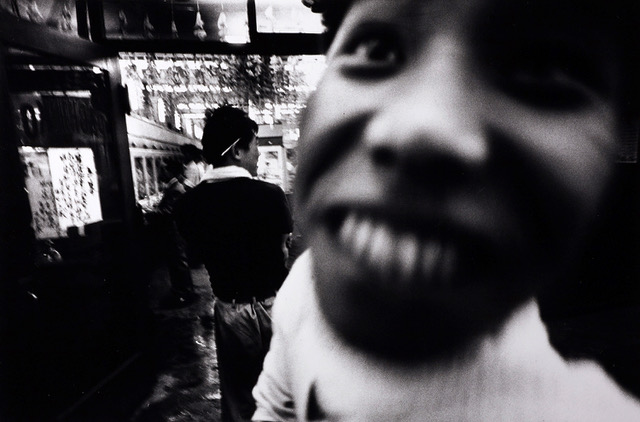 William Klein, Pachinko Doorman, 1961