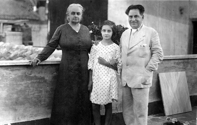 Una foto di Goliarda Sapienza bambina © Archivio Sapienza-Pellegrino