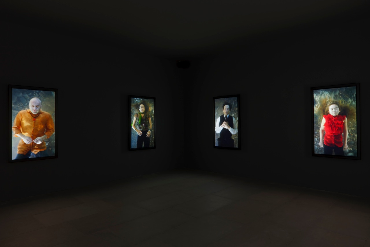 Bill Viola, The Dreamers, 2013