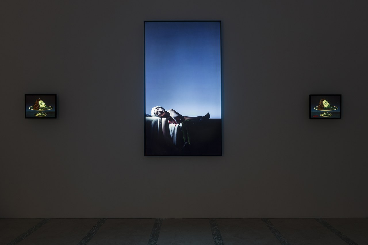 Robert Wilson, Lady Gaga The death of Marat - Foto Sergio Tenderini © FAI - Fondo Ambiente Italiano