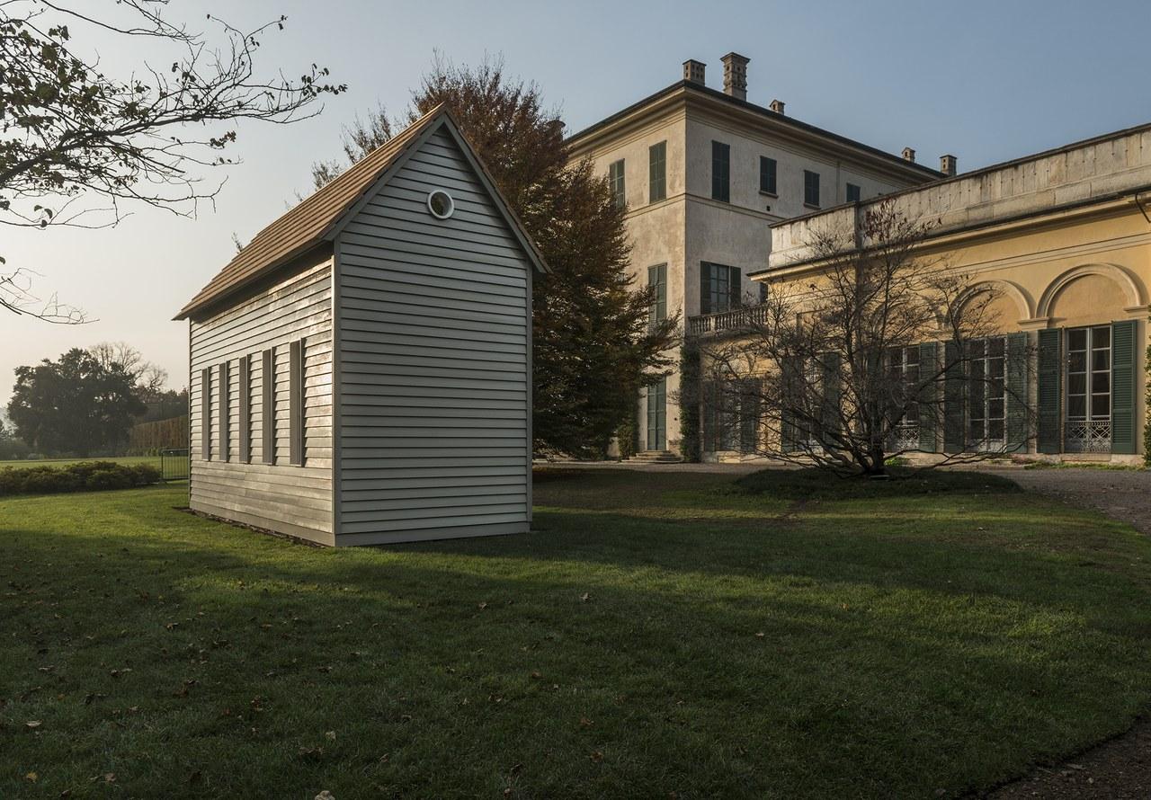 Robert Wilson, A House for Giuseppe Panza - Foto Sergio Tenderini © FAI - Fondo Ambiente Italiano