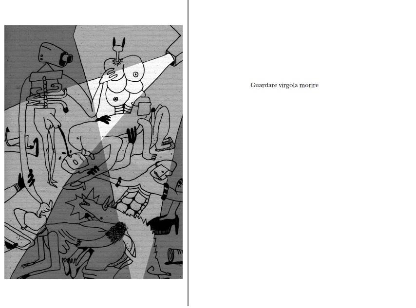 Cyop&Kaf, Fo(t)to di gruppo in P. Giovannetti (a cura di), Il compagno d'acciaio, pp. 87-88
