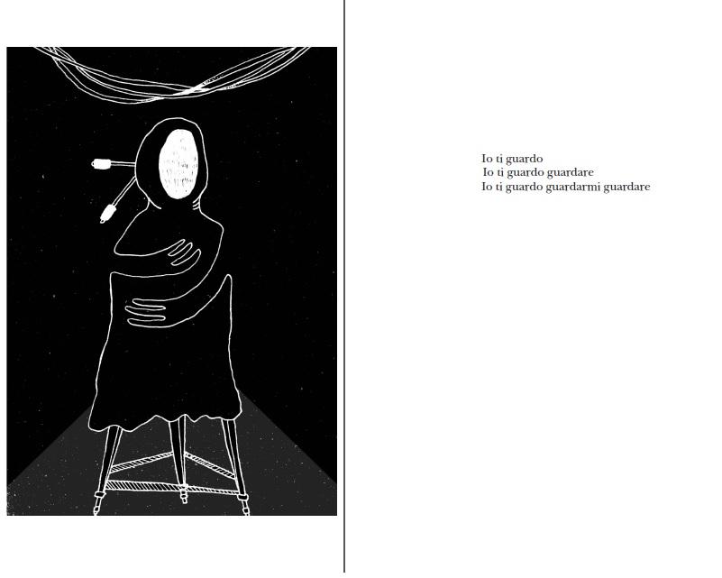 Cyop&Kaf, Guardare Obbedire Combattere in P. Giovannetti (a cura di), Il compagno d'acciaio, pp. 73-74